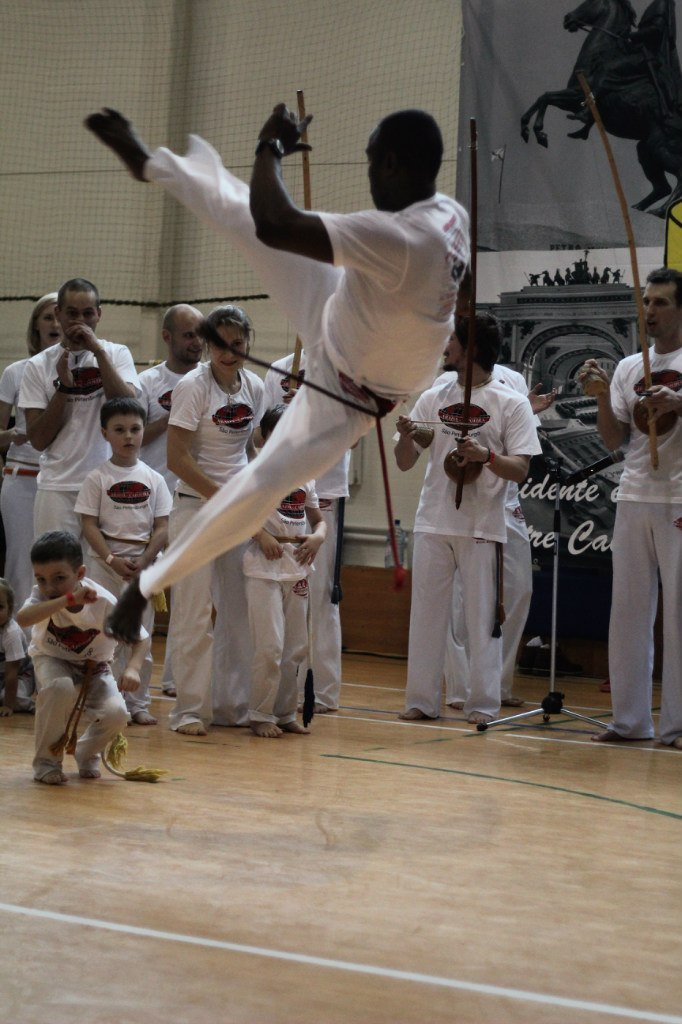Капоэйра. Борьба как танец