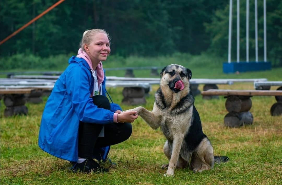 Катя Волкова: мой путь в волонтерстве